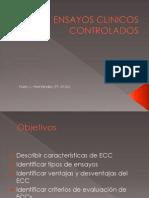 Ensayos clínicos controlados en cali
