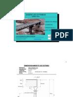 Estribo Puente 2