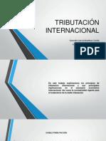 Tributación Internacional