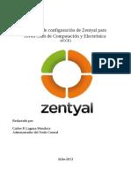 Manual de Zentyal Para JCCE2