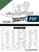 Cartes Images- Les Loustics