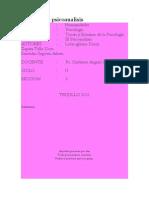 Monografia psicoanalisis