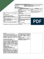 Matematica - Planificacion Anual - Segundosprimer Semestre