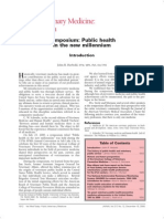 Public Health and Services