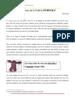 Seth Godin - Lecciones de La Vaca Púrpura