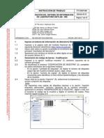 Itt-cnsp-088 Ed01 Operación Del Sil Netlab-Ins