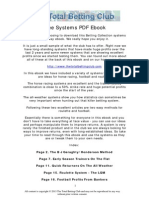 The Total Betting Club - Free Systems PDF eBook-1