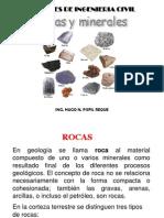 Rocas y Arcillas