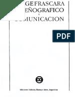 Frascara Jorge - Diseño Grafico Y Comunicacion