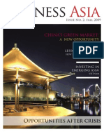 Business Asia - Issue 2, Fall 2009