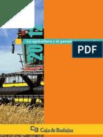 La Agricultura y La Ganaderia 2012