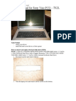 Service Manual Sony Vaio Pcg 7x2l