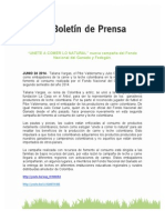 Boletín Nueva Campaña FNG 2 2014