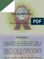 TG - Globalização e Ética