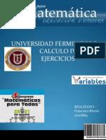 Revista Calculo IV_Frnacisco Rivero