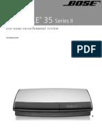 Bose LS35II Guide