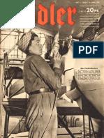 Der Adler - Jahrgang 1943 - Heft 06 - 16. März 1943
