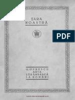 Arta Taraneasca La Romani-g Oprescu