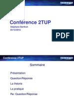 AQUASYS_Methode_2TUP.ppt