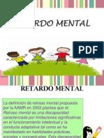Retardo Mental