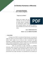Relatorio - Marcos Rogerio-PL 6738-2013