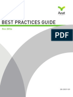 Best Practices Guide Rev 005a