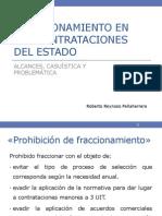 XVIII Convención DR. ROBERTO REYNOSO Presentación Fraccionamiento 130619