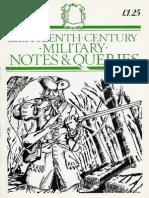 Partizan Press - 18th Century Notes & Queries 002
