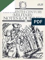 Partizan Press - 18th Century Notes & Queries 004