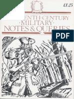 Partizan Press - 18th Century Notes & Queries 005
