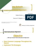 TIA for Beginning Teachers (Overview)