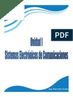 Unidad 1 Electronica de Comunicaciones