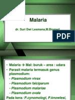 Parasit Malaria