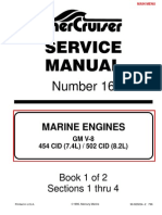 7.4L 454 Mercruiser Manual