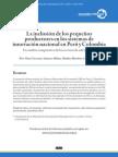La inclusión de los pequeños productores en los sistemas de innovación nacional en Perú y Colombia. Un análisis comparativo de los sectores de café y lácteos