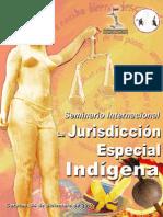 Jurisdicción y Justicia Indígena