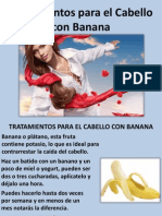 Tratamientos Para El Cabello Con Banana