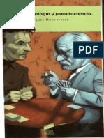 Filosofía, mitología y pseudociencia - Wittgenstein lector de Freud - Jacques Bouveresse
