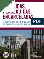 Excluidas Perseguidas Encarceladas