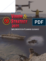 US Marines Vision-strategy_2025