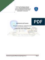 Creación del Maternal Unidad Educativa Colegio Gral. José Trinidad Moran
