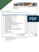 Presupuesto Santa Anita - Pavimentaciones - Final