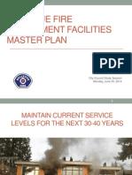 Fire Long Range Facility Plan Council Presentation V2