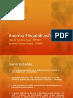 Anemia Megaloblásticaa