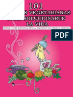 101 Recetas Vegetarianas Para s - Ana Moreno