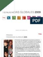 Tendencias globales 2009 - Completas