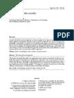 Teoría de Las Redes Sociales - Carlos Lozares 1996