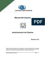 Manual Administracion
