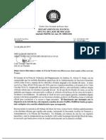 FISCALES DE TURNO - USO DE VEHÍCULOS