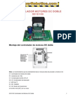 S310100 Dc Motor Driver